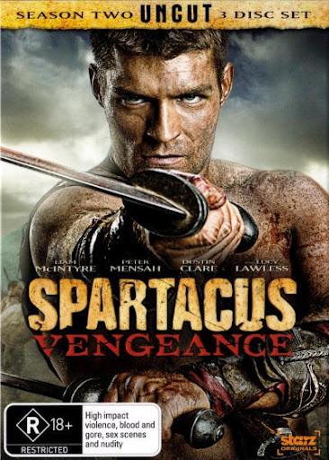One2Up Spartacus Vengeance Season 2 สปาตาคัส ขุนศึกชาติ ...